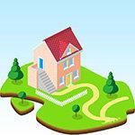 Isomatric Houses - Barclays - Maisonette